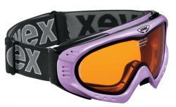 Uprawiaj sporty, ciesz się dobrą widocznością i ochroną oczu z goglami,  Uvex Sport