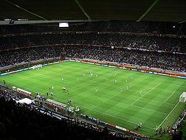 Mundial 2010: Mecz Włochy 1-1 Paragwaj