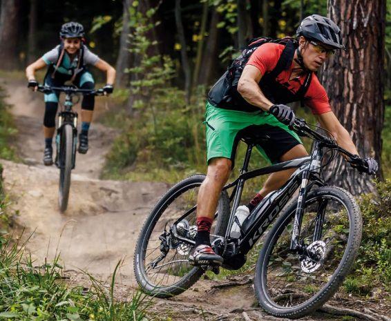 Popraw zdrowie na rowerze
