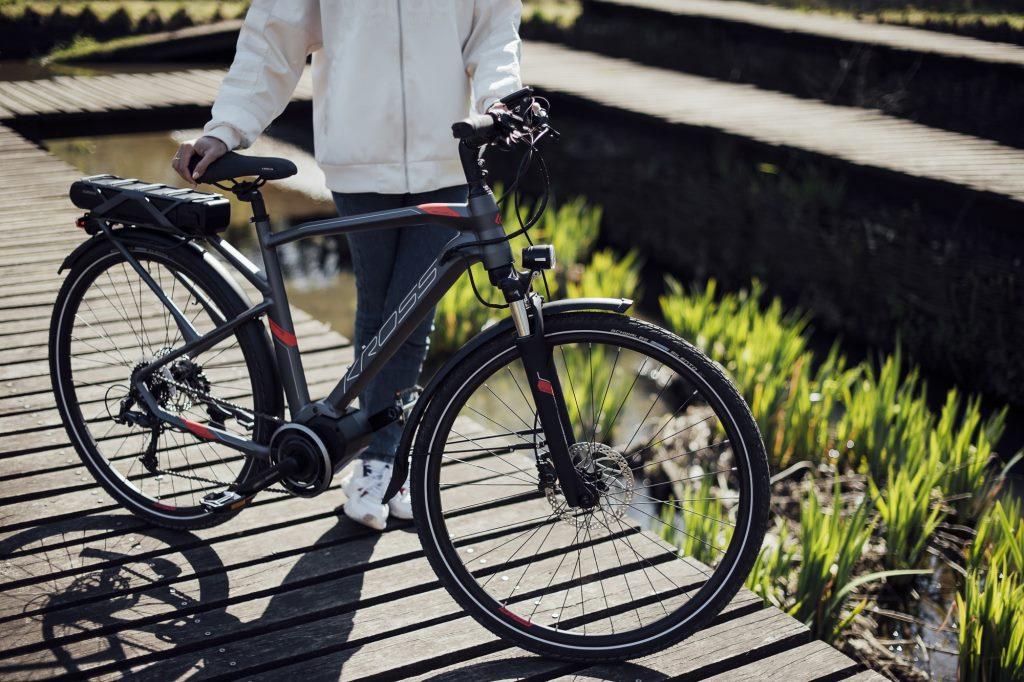 Pierwszy raz na rowerze elektrycznym. Co warto wiedzieć?