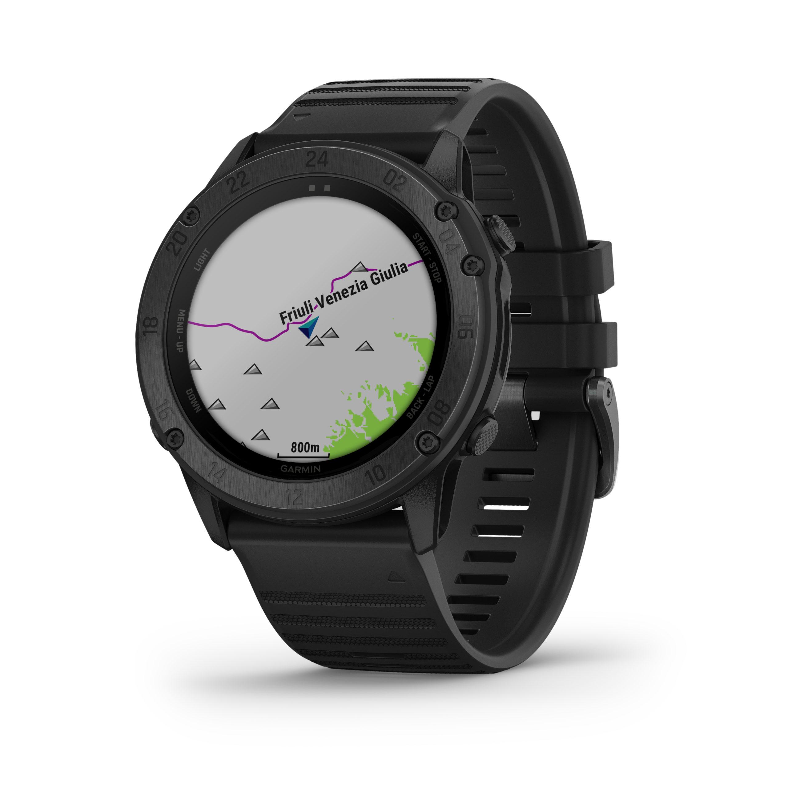Najnowszy smartwatch do zadań specjalnych.